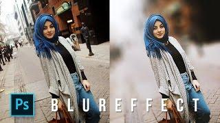 Video Cara membuat Efek Blur & Bokeh Photoshop - Photoshop Tutorial Indonesia MP3, 3GP, MP4, WEBM, AVI, FLV Mei 2019
