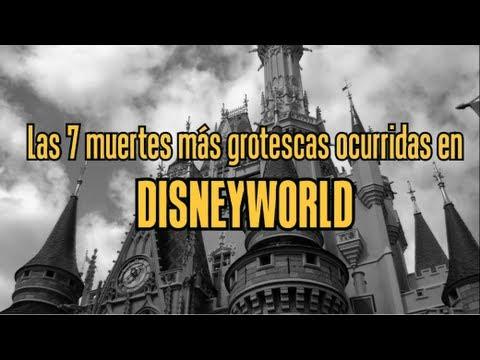 Las 7 muertes más grotescas en Disneyworld | DrossRotzank