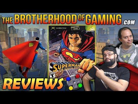 Superman : The Man of Steel Xbox