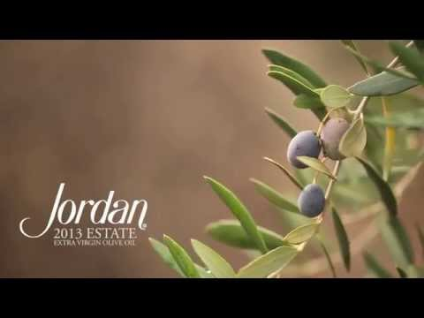 Video Tasting Note: 2013 Jordan Winery Estate Extra Virgin Olive Oil Sonoma