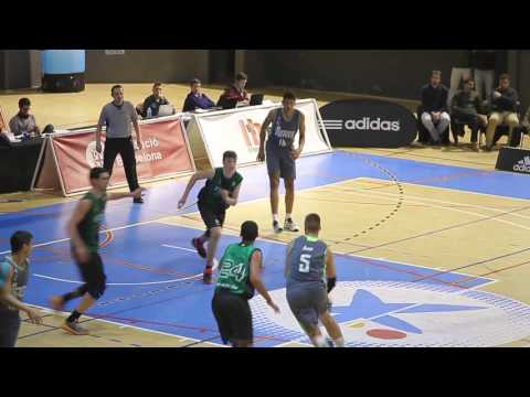 ANGT L'Hospitalet Highlights: MVP Felipe Dos Anjos, Real Madrid
