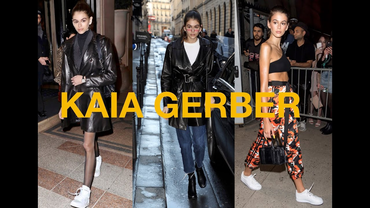 Kaia Gerber what makes us girls