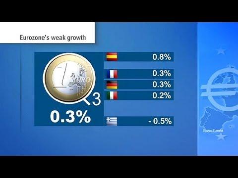 Ελλάδα: μείωση ΑΕΠ -0,5% το τρίτο τρίμηνο – economy