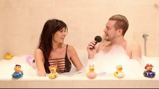 Video Nathalie (La villa des coeurs brisés 2) dans le bain de Jeremstar - INTERVIEW MP3, 3GP, MP4, WEBM, AVI, FLV Oktober 2017