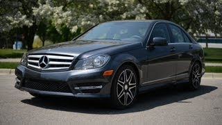 2013 Mercedes-Benz C250 Sedan - Review