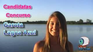 Candidatas Garota Top Teen Lagoa Azul