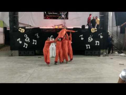 Ministério de Dança Oásis no Festival Aviva Capim Branco
