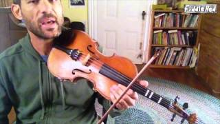 Download Lagu How to Get a Good Sound on the Fiddle -  Technique Lesson Mp3