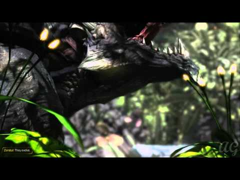 Starcraft 2: Heart of the Swarm - All Cinematics