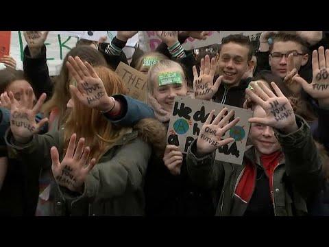 Κλιματική αλλαγή: Οι μαθητές αναλαμβάνουν δράση