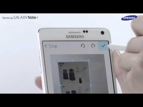 Samsung GALAXY Note 4 - Jak używać funkcji Notatka Do Zdjęcia