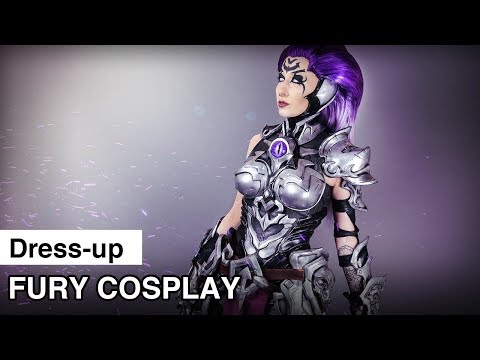 Fury Cosplay Dress-up
