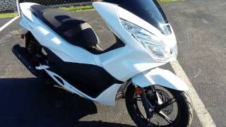 5. 2017 Honda pcx 150 Review and Walkaround