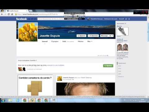 comment trouver ses amis facebook sur twitter