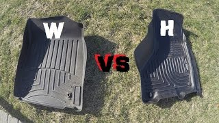 Video WEATHER TECH VS HUSKY LINERS...... WHICH IS BETTER!? MP3, 3GP, MP4, WEBM, AVI, FLV Oktober 2018
