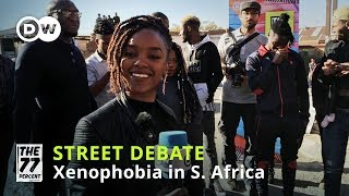 Video South Africa's struggle against xenophobia MP3, 3GP, MP4, WEBM, AVI, FLV September 2019