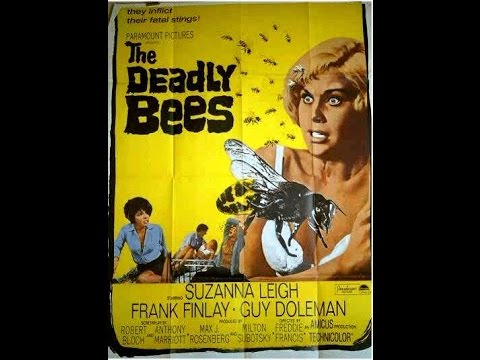Random Horror Reviews: Ep.33- The Deadly Bees (1966) | Olive Films