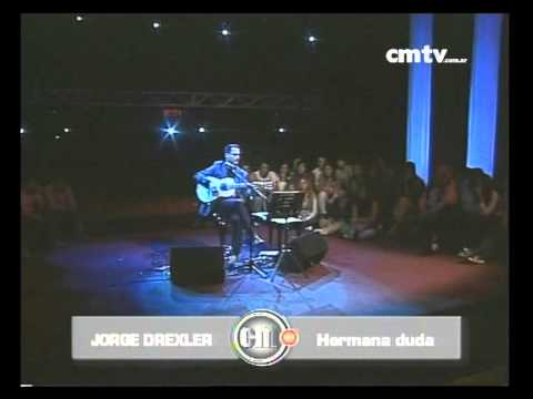 Jorge Drexler video Hermana duda - CM Vivo 2007
