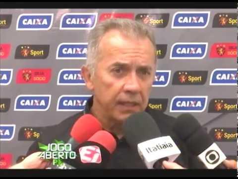 [JOGO ABERTO PE] Sport perde para o América-MG por 3x0