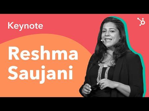 Reshma Saujani Keynote
