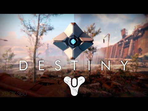 Xbox 360 - Bungie's new universe Destiny is currently in Beta, and I've taken the liberty of recording the XBox One and XBox 360 intros in 720p at 30FPS and synced them up for a proper visual comparison....