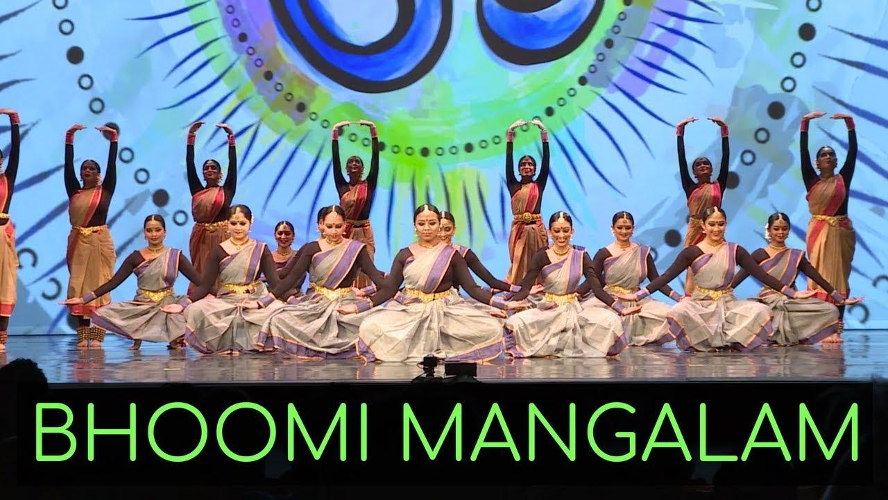 Bhoomi Mangalam (Pandit Ravi Shankar) | Kruti Dance Academy