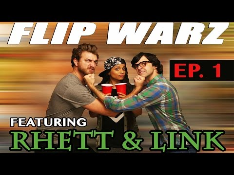 Flip Warz. Episode 1 (Feat. Rhett & Link)
