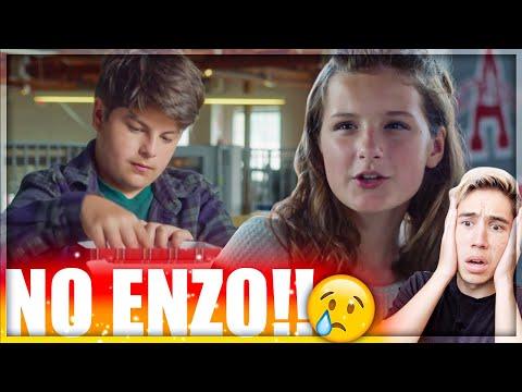 Hayley LeBlanc Made Enzo Really SAD! *EMOTIONAL*    Reacting to Chicken Girls Season 7 Episode 6