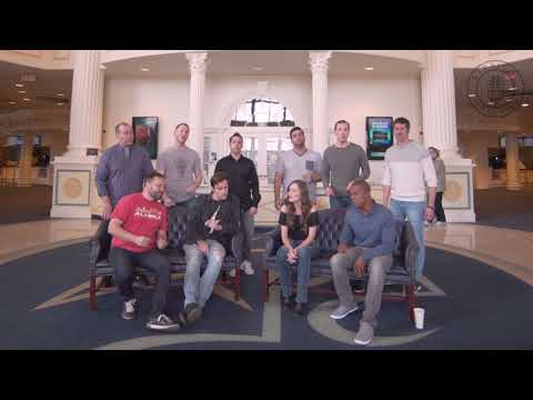 """Straight No Chaser Featuring  Laura Osnes – """"Make You Feel My Love"""" – Green Room Sessions Episode 4"""
