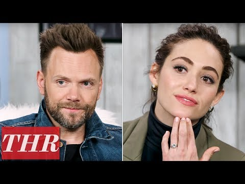 Joel McHale& Emmy Rossum: 'A Futile And Stupid Gesture,' Story Of National Lampoon | Sundance 2018