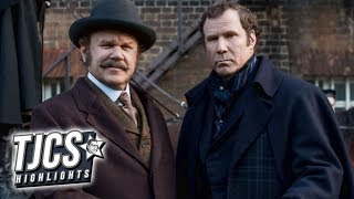 Holmes And Watson Trailer Arrives… Unfortunately