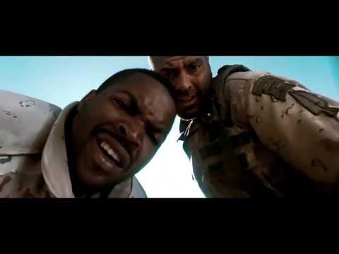 Three Kings Movie - Lung Scene | Tension Pneumothorax