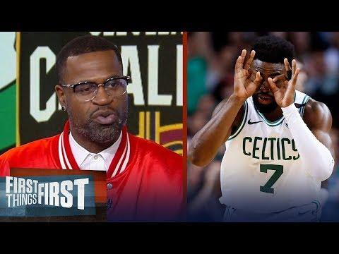 Stephen Jackson reveals Bostons playoff X-factor against LeBrons Cavs | NBA | FIRST THINGS FIRST_TV műsorok. Heti legjobbak