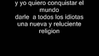Download Lagu Bad Religion - I want to conquer the World ( Letra en español) Mp3