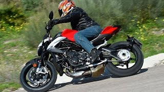 9. 2016 MV Agusta Brutale 800 First Ride Review