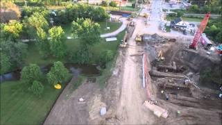 Lapeer (MI) United States  city photo : Lapeer Michigan Big Dig