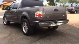 2003 Ford F-150 Used Cars Tucson AZ