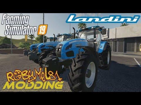 Landini Legend v1.0.0.0