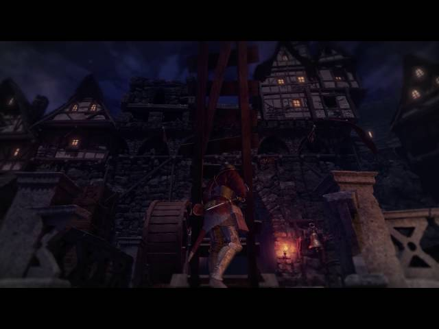 Видео к игре Shadwen
