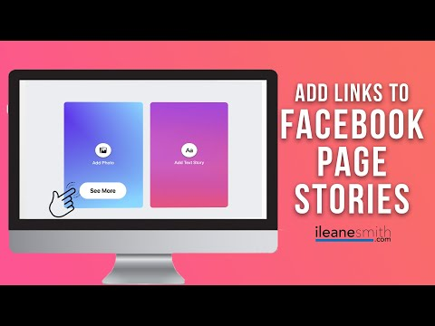 Watch 'Add Clickable Links to Facebook Page Stories from Desktop '