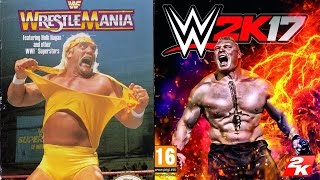 A look back in time at the history of WWF games and how they stack up to the new WWE 2K17.http://www.lordkayoss.com