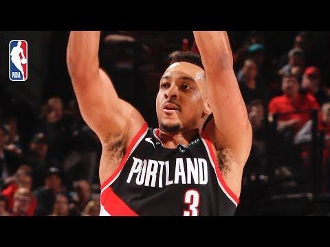 Video: Full Game Recap: Spurs vs Trail Blazers | Dame & CJ Lead POR