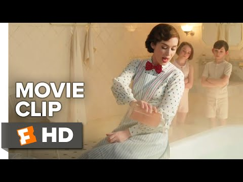 Mary Poppins Returns Movie Clip - Can You Imagine That? (2018) | Movieclips Coming Soon