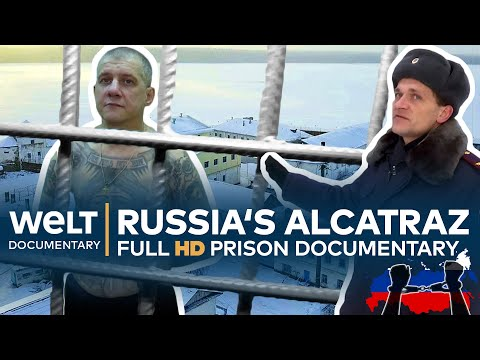 RUSSIA'S ALCATRAZ - The toughest prison on Fire Island   Full Documentary