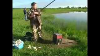 Весенняя ловля карасей