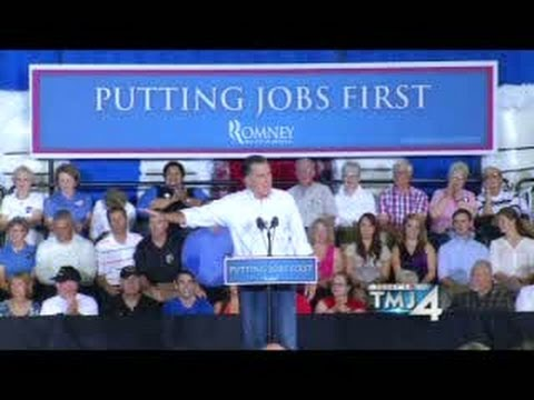 Romney predicts victory in Wisconsin