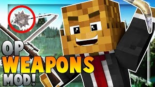 Today we play the Balkans Weapon Mod and test out some hilarious new weapons! My server IP: hub.TheNexusMC.Com Be sure to subscribe if you haven't done so al...