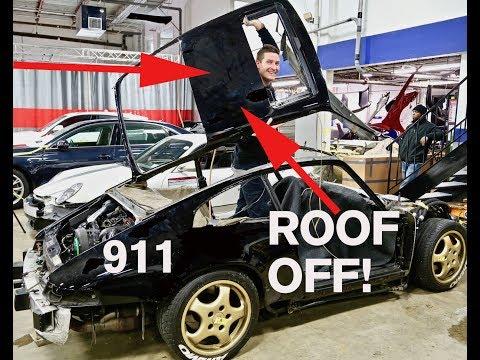 Why Cut Off a Porsche 911 ROOF?