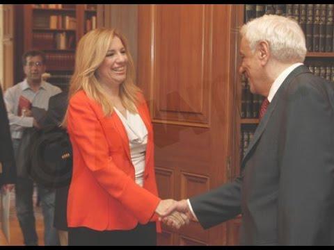 Π.Παυλόπουλος: Η Ελλάδα θα παραμείνει στην Ευρώπη και την Ευρωζώνη