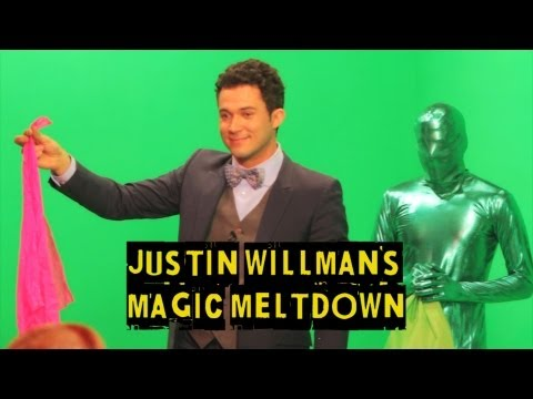 Screen - Justin does a little social experiment with some magic and a green screen. Subscribe for more from Nerdist: http://bit.ly/Sub2Nerdist Follow Nerdist Channel ...